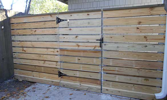 Fence Installation Katy TX
